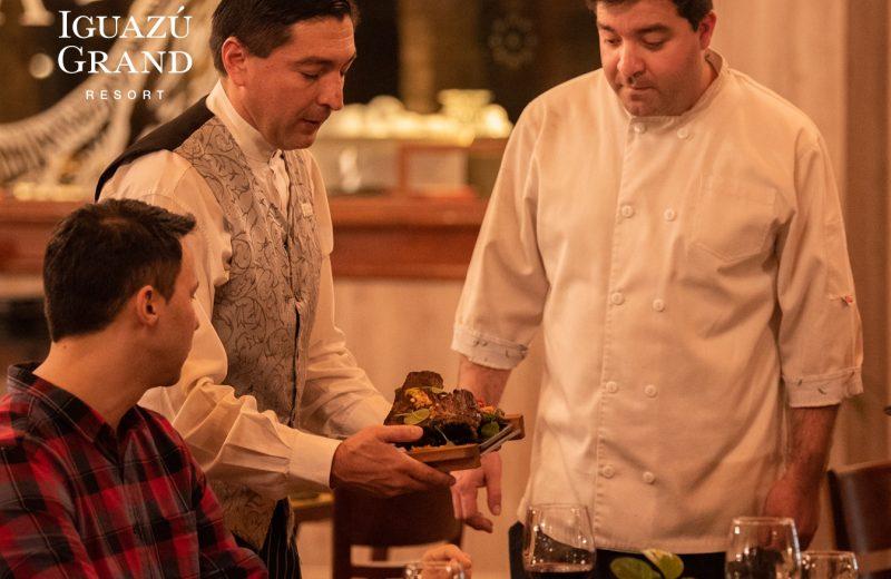 """Iguazú propone un nuevo concepto en gastronomía """"Cocina de Origen"""""""