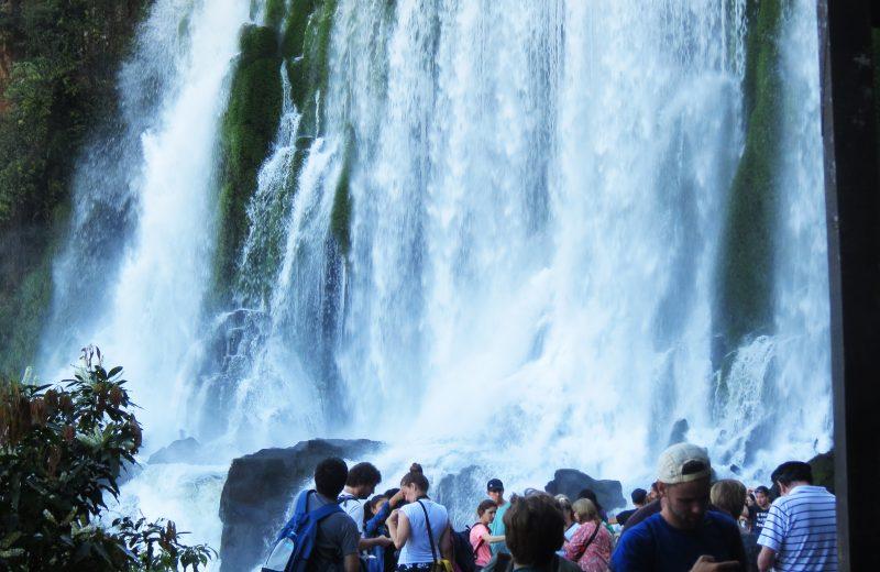 Las Cataratas derrochan belleza que enamora