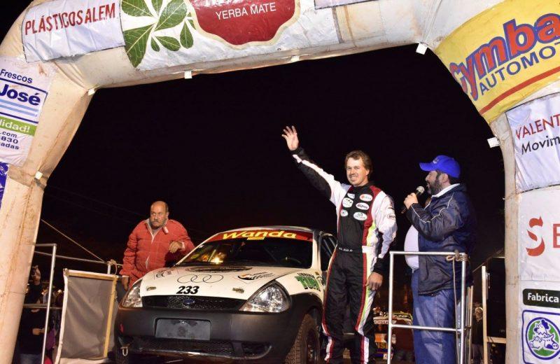 El rally de Wanda tiene 56 equipos para la disputa de la quinta fecha
