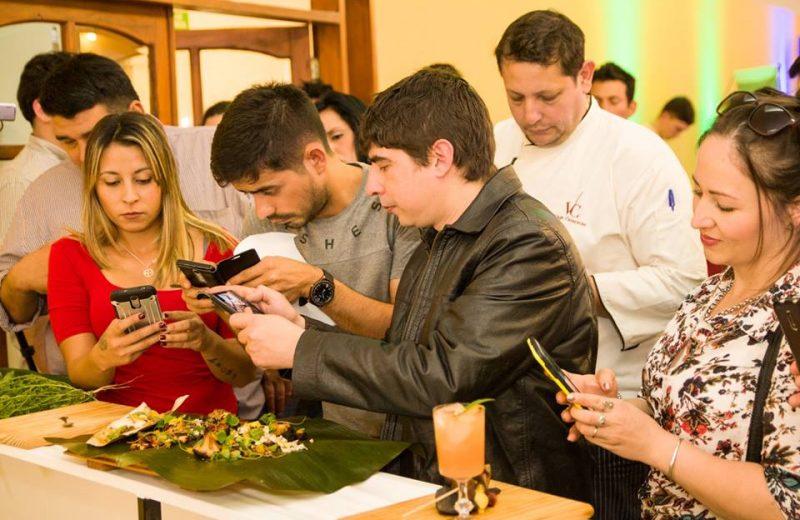Exitosa sexta edición de la semana gastronómica