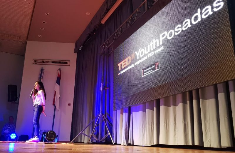 Culminó el TEDxYouthPosadas con grandes sorpresas