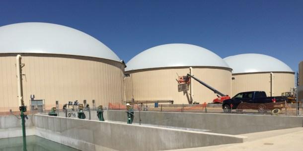 Una refinería planea convertir residuos orgánicos en gas natural