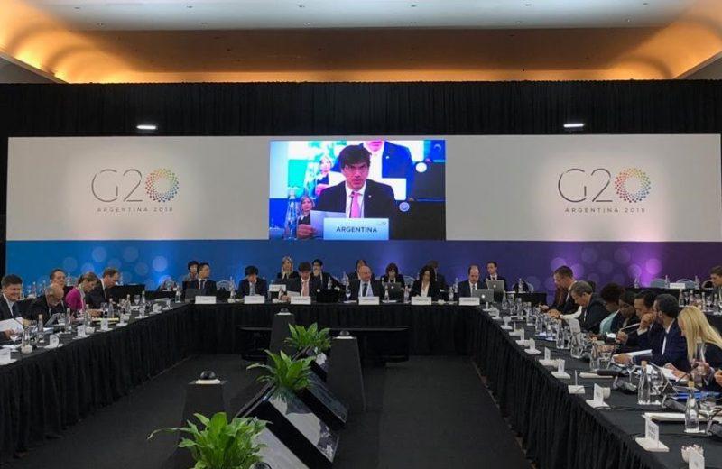 G20: comienza el debate sobre comercio e inversiones internacionales