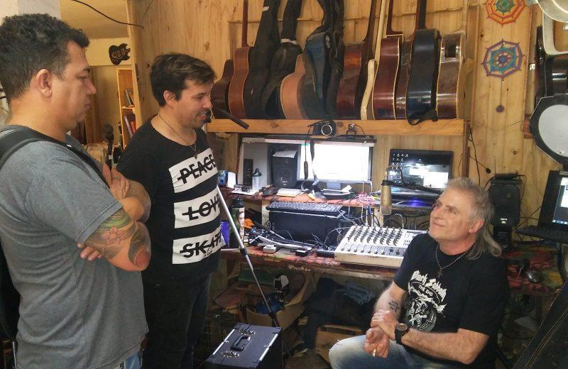 El Sacristán, ex baterista de Pappo, lanzará su álbum solista