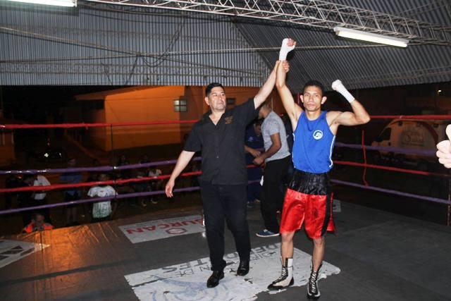 Púgiles de Puerto Iguazú campeones provinciales