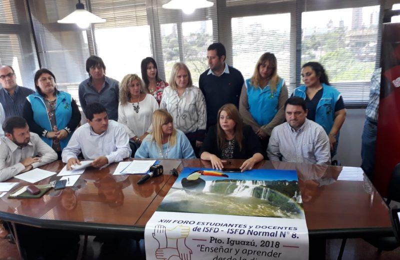Iguazú será sede del XIII foro de estudiantes y docentes