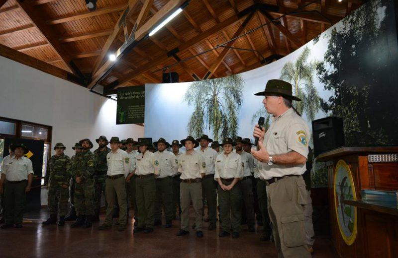 Celebraron el día del guardaparque y el aniversario del Parque Nacional Iguazú