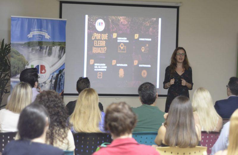 El Iguazú Convention Bureau presenta el Programa de Embajadores de Eventos en Posadas.