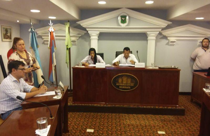 Raynoldi renovó por cuarto año consecutivo la presidencia del Concejo