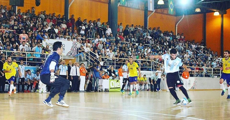 Argentina ya tiene equipo para el Mundial de Futsal