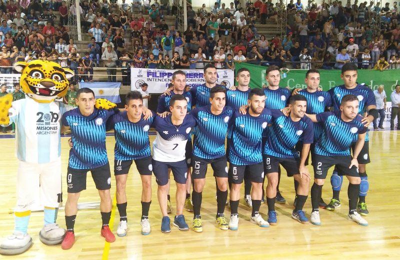 Cientos de personas disfrutaron de amistoso de Futsal en Iguazú