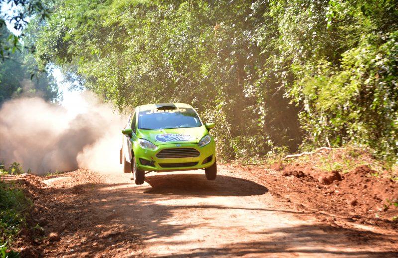 El binomio Zarza-Espinola cumplirá el sueño y correrá en Córdoba por el Mundial de Rally
