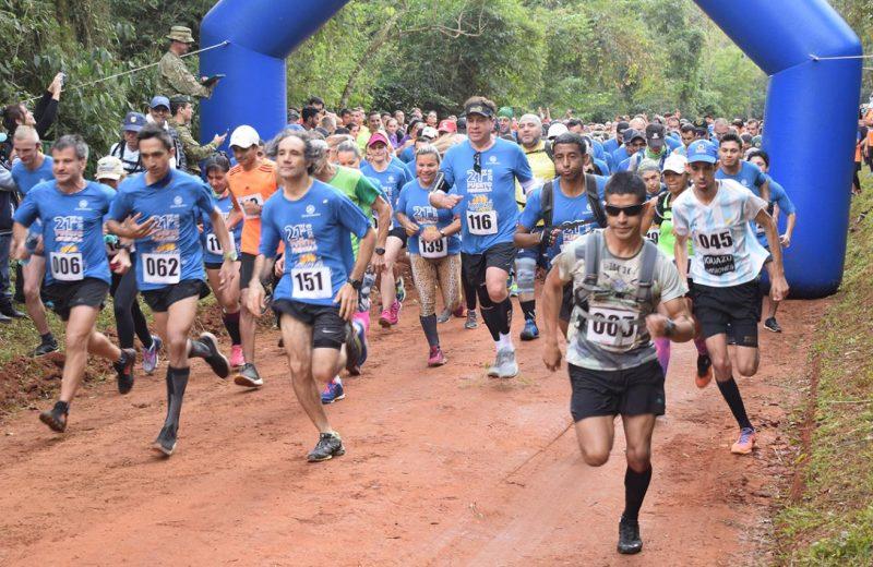 En junio se realizará la 1° edición de la carrera Iguazú Corre
