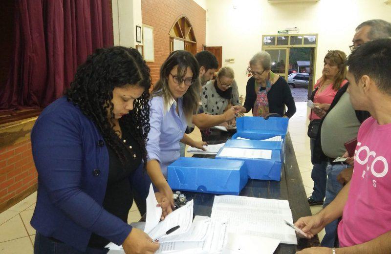 400 personas recibieron su certificado de eximición del pago de la tasa general de inmuebles
