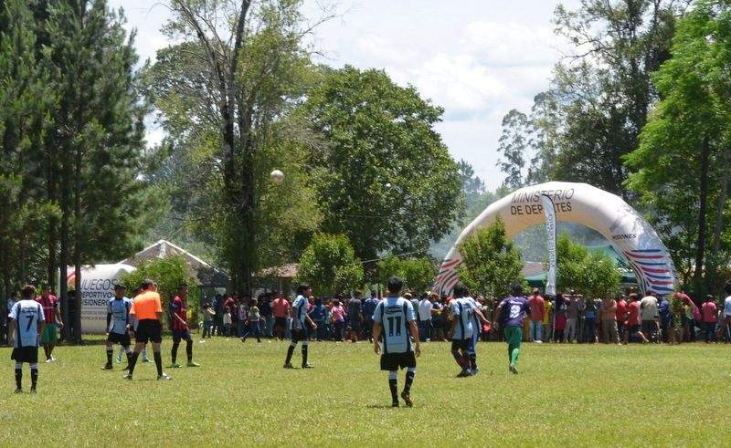 Encuentro Provincial de Comunidades Mbya Guaraní