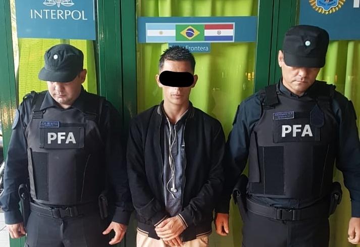 Expulsaron a un colombiano que ingreso en forma ilegal al país