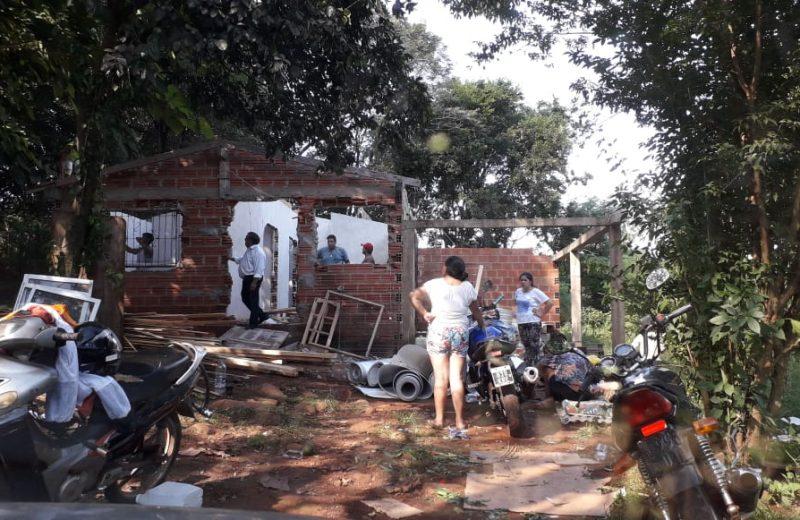 Decidieron desarmar su casa e irse debido a los constantes robos
