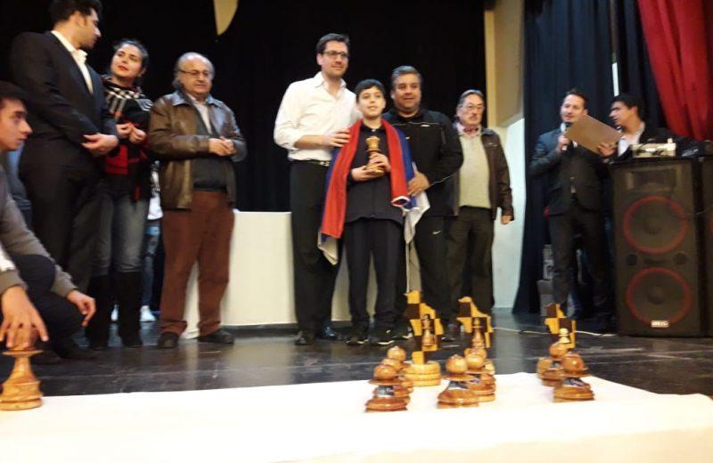 Misiones en el podio del Torneo Nacional de Ajedrez en la Rioja