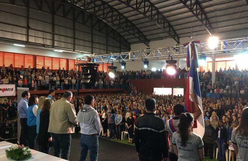 Más de 5 mil asistentes participaron del II Congreso Provincial de Educación Matemática