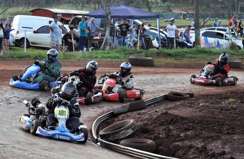 Este domingo en Wanda comienza el 2° Campeonato de Karting de la zona Norte de Misiones