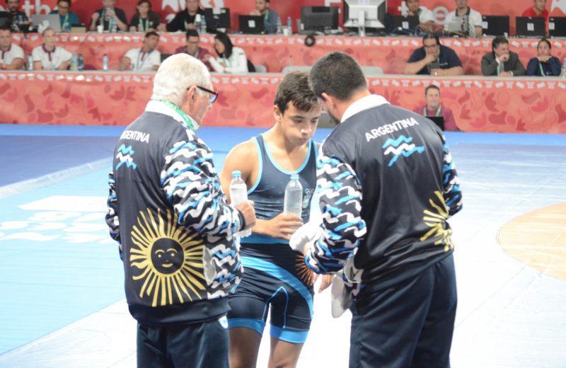 Lucha: Lovera competirá en el Mundial de Cadetes
