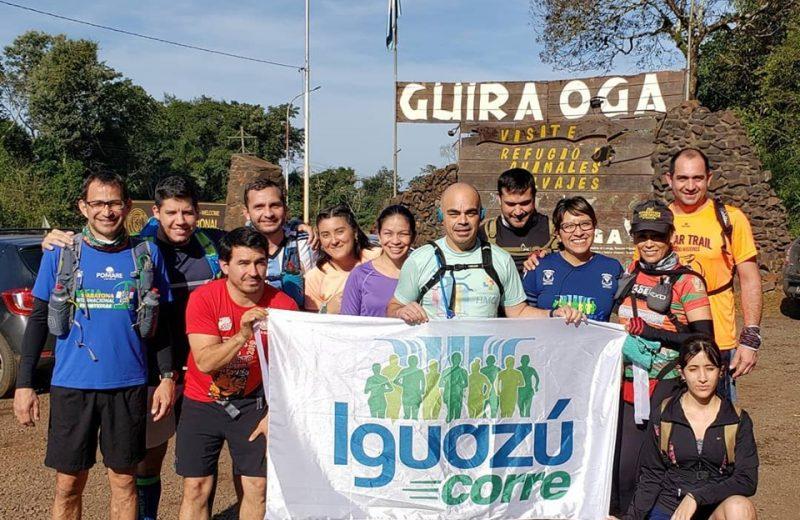 Iguazú corre propone hacer actividad física bajo la luz de la luna
