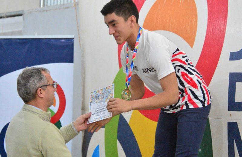 Juegos Deportivos Misioneros: Levantamiento  de Pesas coronó a los campeones