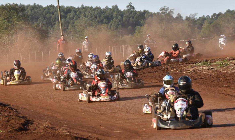 Con la vuelta de las motos, el domingo se corre la 3° fecha del Zonal Norte de Karting en Iguazú
