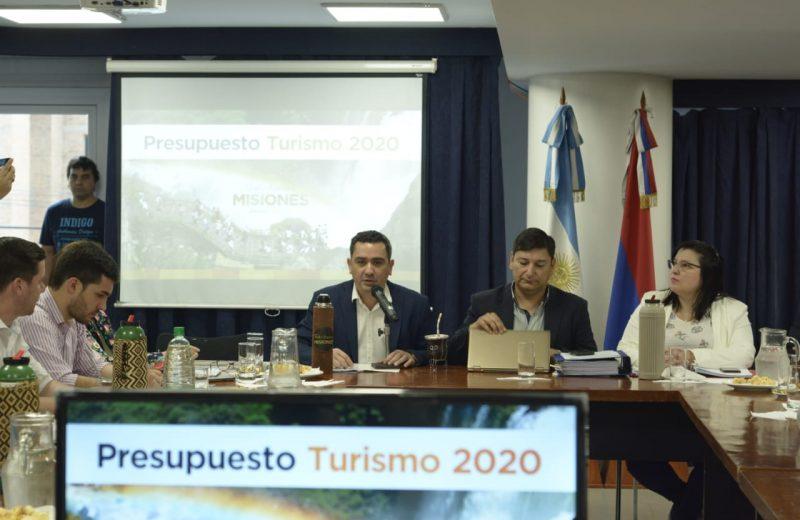 Elpresupuestodestinado a Turismo en Misiones será de $222millones en2020
