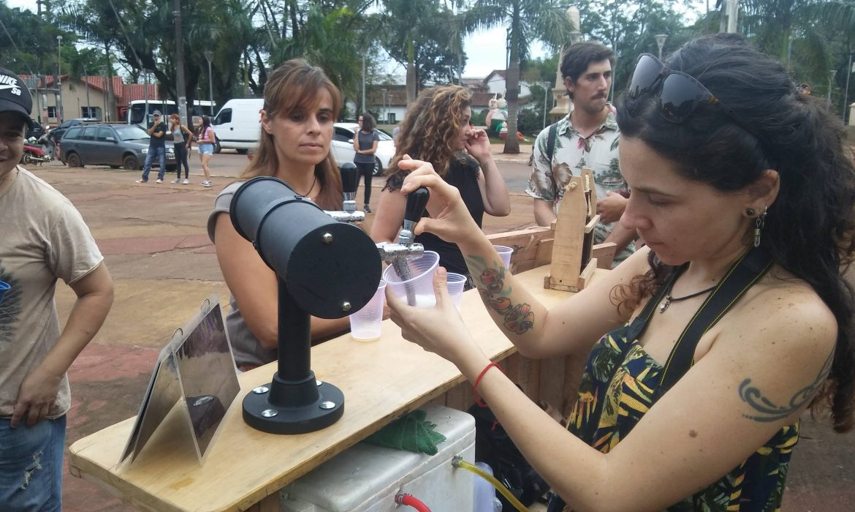 "Cervecerias Artesanales celebran hoy el ""Oktoberfest 2019"" en la plaza San Martin"