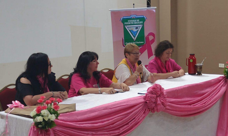 Mes Rosa: Continúan las Charlas de concientización sobre el cáncer de mama
