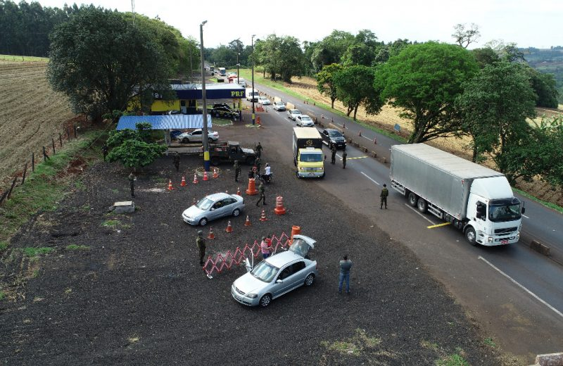 Operación Agata: Ejercito de Brasil controla la frontera