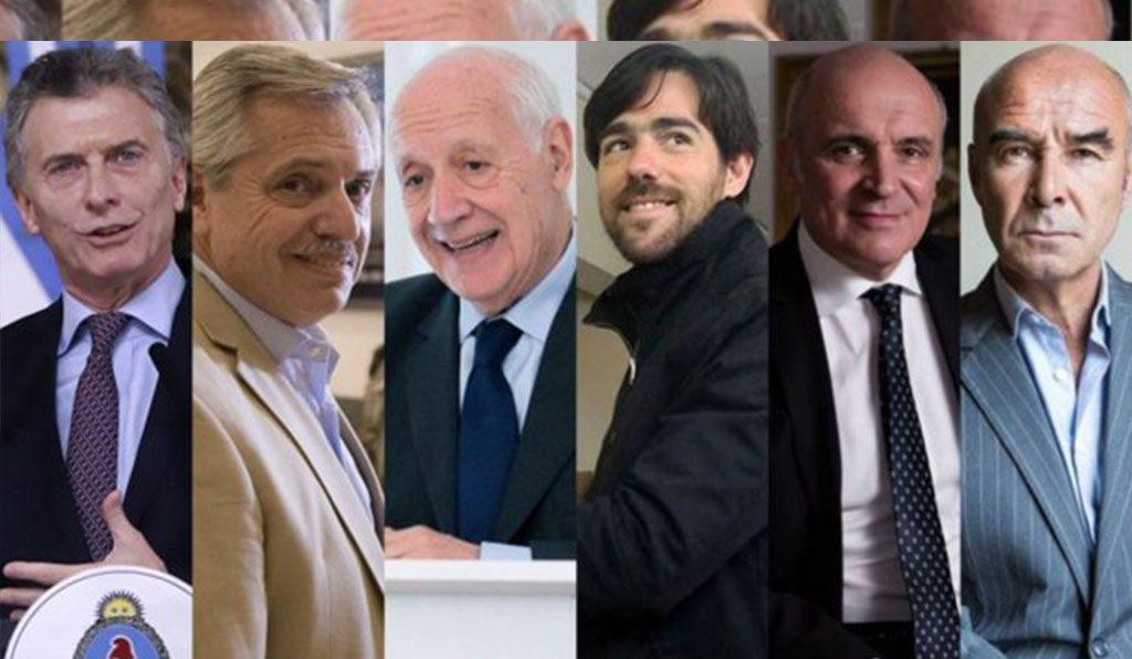 ¿Quiénes son los candidatos a presidente y vicepresidente en las próximas elecciones?