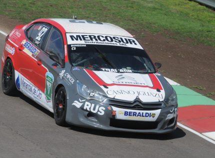Rudito Bundziak busca recuperarse en la Clase 3 del TN en Rosario