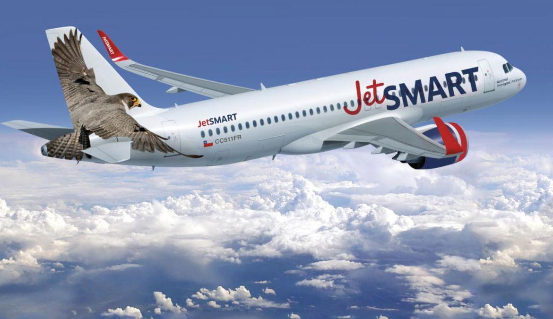 JetSmartofrece hasta un 50% de descuento hasta el 30 de noviembre