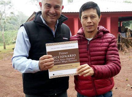 El diccionario Mbya Guarani es una herramienta clave para la difusión de la lengua nativa