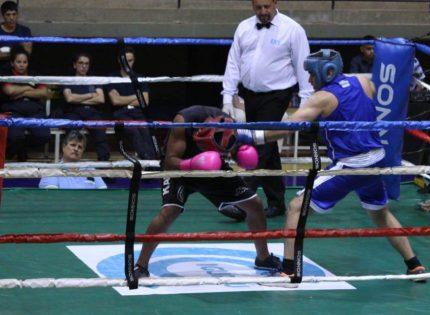 Boxeo: un cierre de año a pura piñas en el polideportivo Danielito Pinof de Iguazú