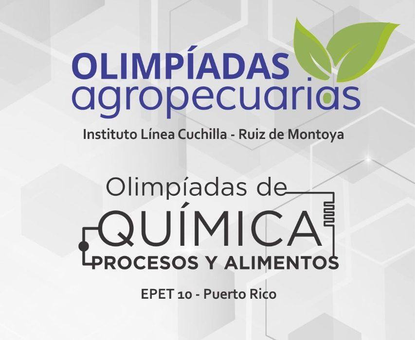Puerto Rico y Ruiz de Montoya recibirán la Olimpiada Nacional de Educación Técnica