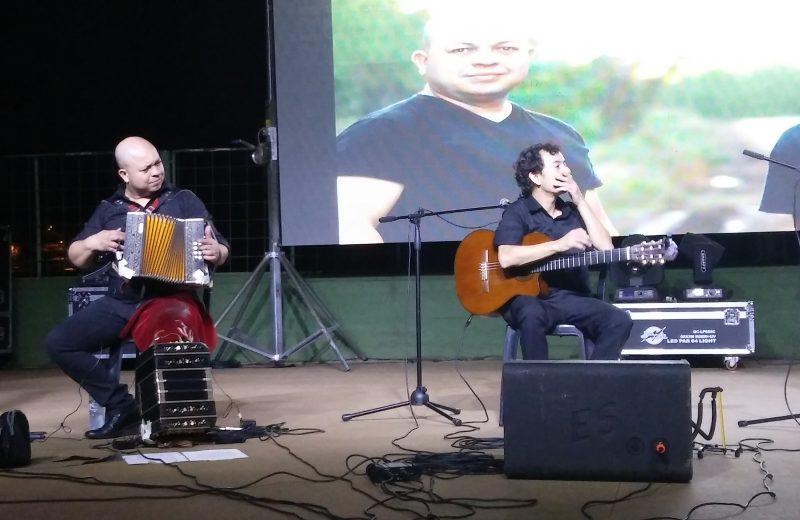 Los Hermanos Nuñez y Fausto Rizzani se presentaran hoy en Iguazú