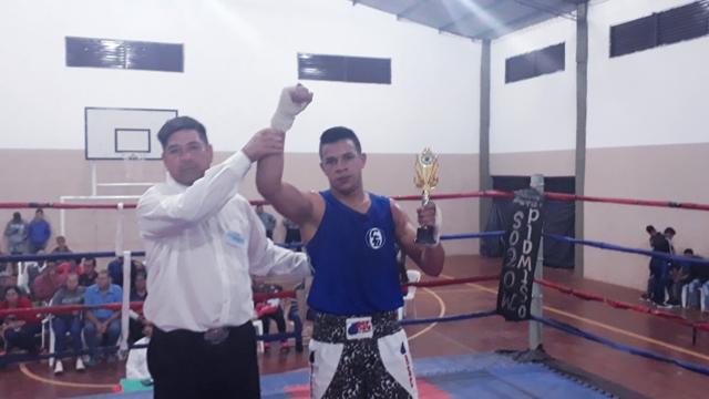 Totin Galeano obtuvo una nueva victoria para el box Iguazuense