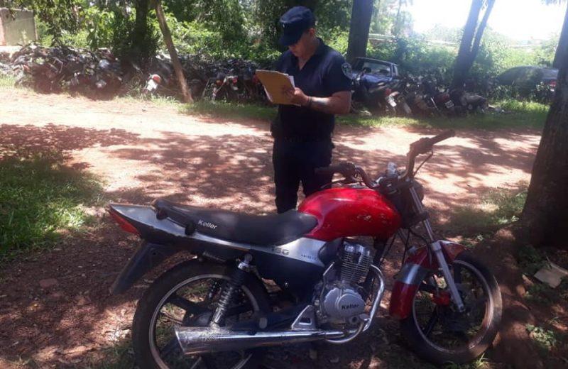 La Policía recuperó dos motocicletas robadas: Hay un Detenido