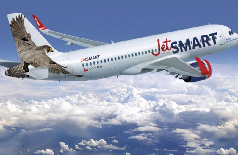 JetSMART ofrece 4 días de super descuentos para todas sus rutas