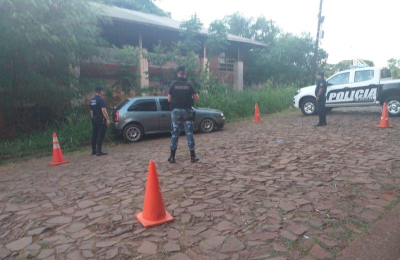 La Policía recuperó un automóvil y una motocicleta