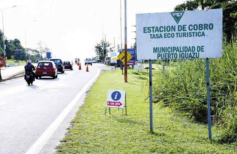 Por disposición del Intendente la tasa eco turística aumentó un 80 por ciento respecto al año pasado