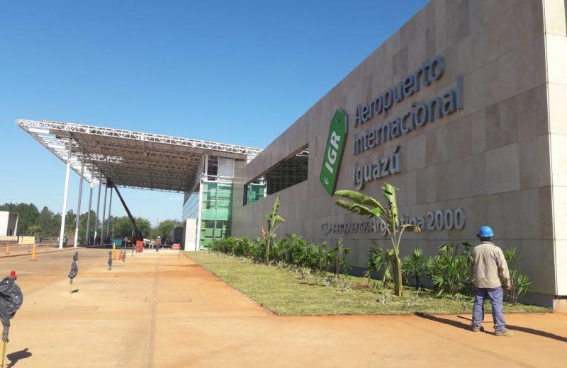 El aeropuerto de Iguazú creció un 23,4% en diciembre