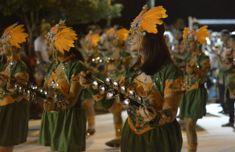 Comenzaron los Carnavales Misioneros 2020