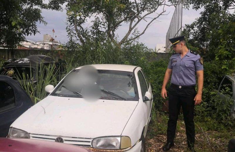 Policía Misionero recuperó en Canasvieiras un auto robado en Entre Ríos