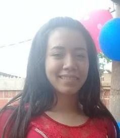 Buscan a Melisa de 17 años