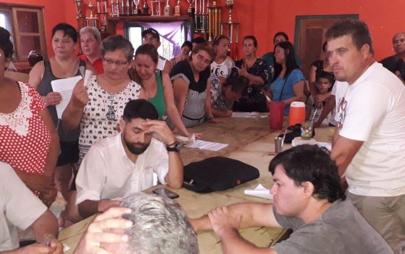 Casi 200 personas solicitaron la tarifa social de energía electrica en Puerto Esperanza