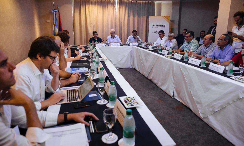 CORESA: los temas centrales fueron dengue y vacunas